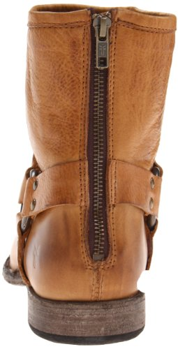 Pictures of FRYE Women's Phillip Harness Ankle Boot Grey 7