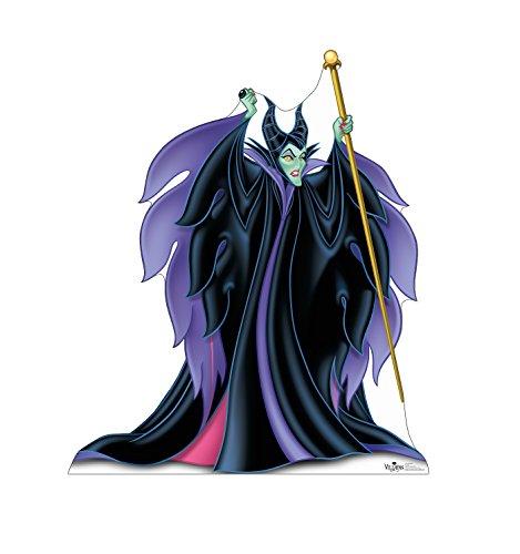 Advanced Graphics Maleficent Life Size Cardboard Cutout Standup - Disney Villains