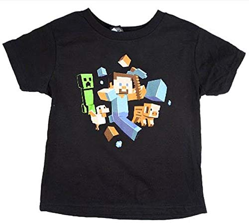 Youth -Minecraft - Run Away! Large