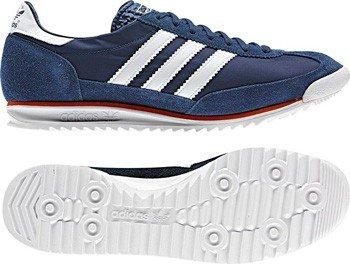 adidas Originals SL 72 Zapatillas de Hombre, Azul (Azul