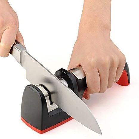 Amazon.com: Afilador de cuchillos profesional EachTong para ...