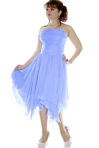 Cocktail amp; Hellblau Christine 637769620134 Abendkleid 44 Juju Farbe Damen Größe Zg6Cxq