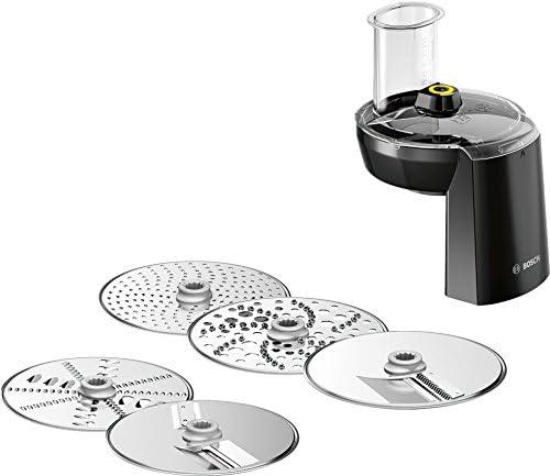 Bosch MUZ9VL1 Set cortador-rallador, accesorio opcional para ...