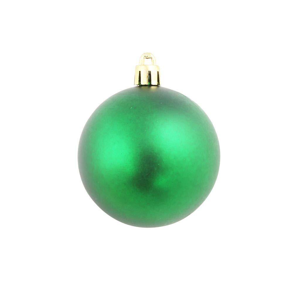Festnig Set Palline di Natale 100 pz 6//4//3 cm Colole Opzionale