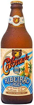 Cerveja Artesanal Colorado, Ribeirão Lager, 600ml 1 un