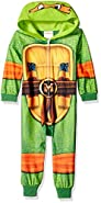 Nickelodeon Ninja Turtles Family Sleepwear Cosplay Union Suit