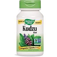 Nature's Way Premium Herbal Kudzu Root 610 mg, 50 Vcaps