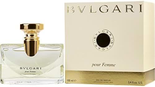 BVLGARI by Bvlgari EAU DE PARFUM SPRAY 3.4 OZ for WOMEN ---(Package Of 6)