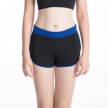 MAYUAN520 Las Mujeres Yoga Deportes Capa Base Pantalones ...