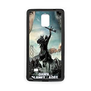 Samsung Galaxy Note 4 Phone Case Dawn Of The Planet Of The Apes Z74418