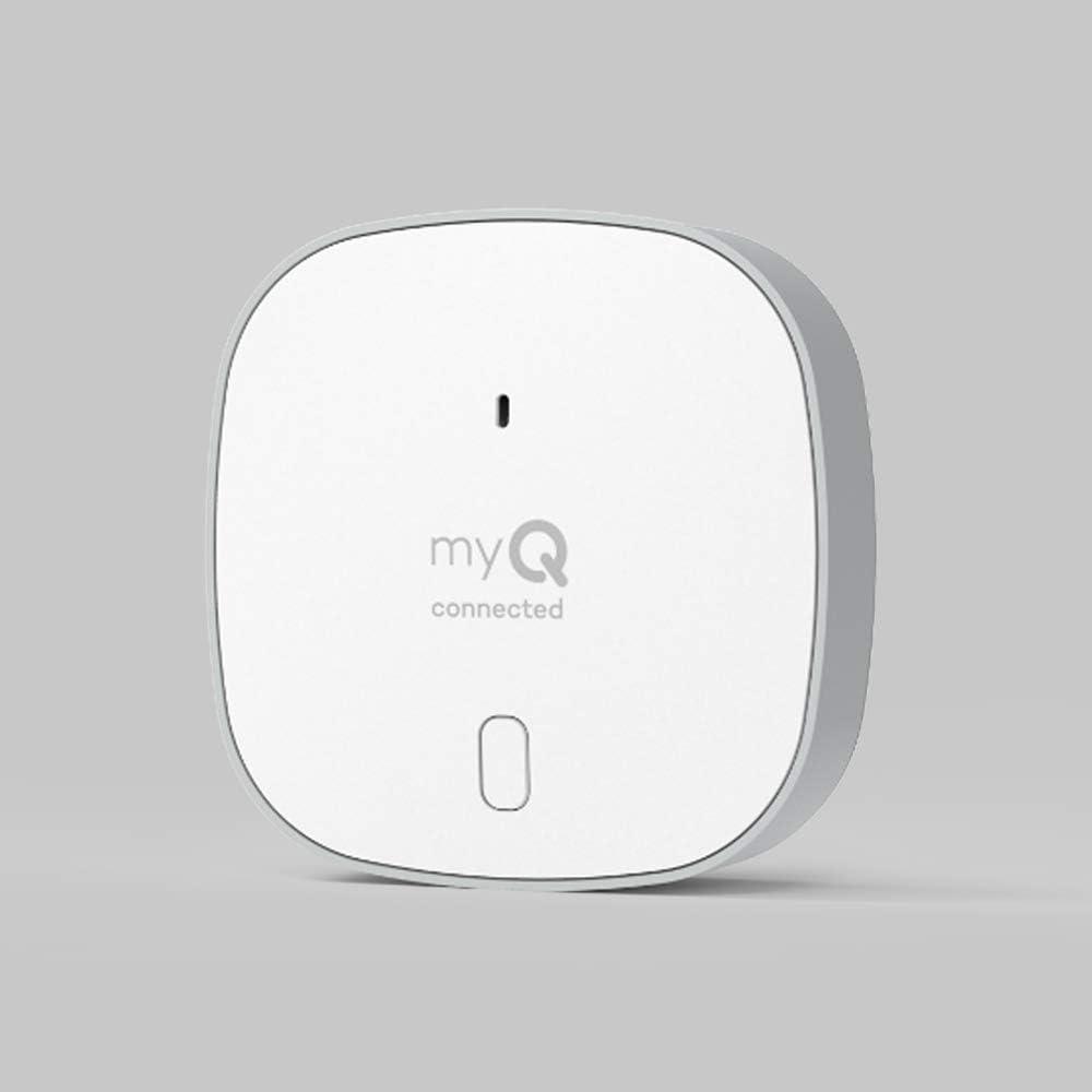 White Chamberlain MYQ-G0402 Garage-Door-sensors