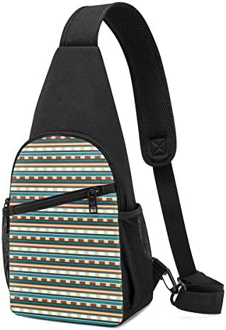 ボディ肩掛け 斜め掛け 幾何の図案 眩しい ショルダーバッグ ワンショルダーバッグ メンズ 軽量 大容量 多機能レジャーバックパック