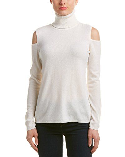 Magaschoni Womens Sweater (Magaschoni Womens Cashmere Sweater, L)