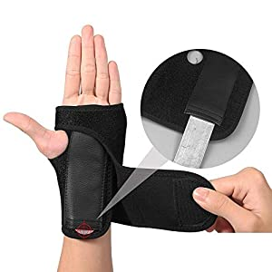 SKUDGEAR Wrist Support Brace for Injuries