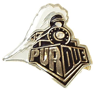 aminco NCAA Purdue Boilermakers Logo Pin by aminco
