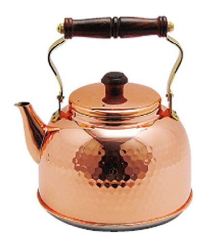 Shinkodo Pure copper kettle 2.3L Electromagnetic cooker IH-3517 by shinkoudo