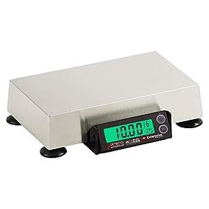 "Cardinal Detecto APS8 15 lb. Point of Sale Scale with 6"" x 10"" Platform"