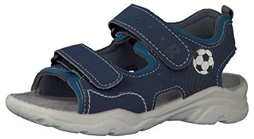 Ricosta Surf, Sandalias Para Niños Blau (Jeans/Petrol)