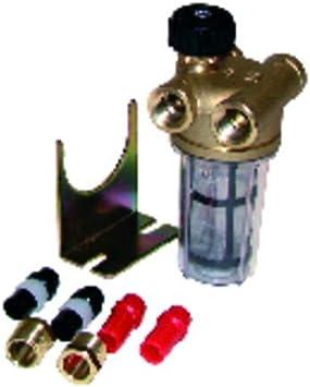 Watts industries - FILTRO GASOIL - FILTRO CON GRUPO DE CIERRE CON DOS CONDUCTOS HH3/8