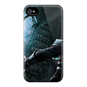 Series Skin Cases Covers For Iphone 4/4s(dead Space 2)