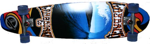 Layback Inside Out Complete Skateboard ()