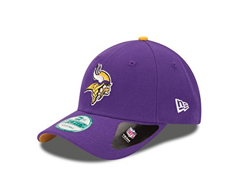 NFL The League Minnesota Vikings 9Forty Adjustable Cap,One (Viking Hats For Sale)