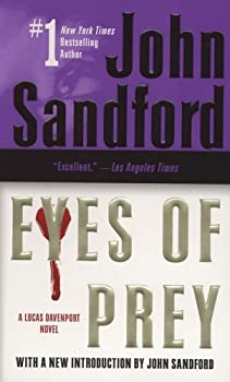 Eyes of Prey 0425132048 Book Cover
