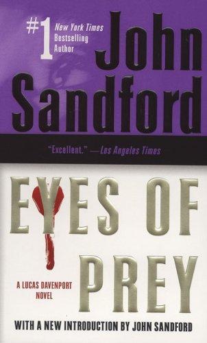 Full Lucas Davenport Book Series By John Sandford