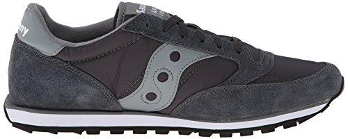 Saucony Originals Jazz Low Pro Sneaker Charcoal/Grey XhEyU