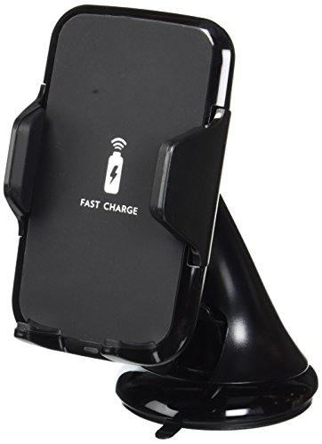 Cellet Wireless Fast Charger Smartphone Holder, Dash/Vent Mo
