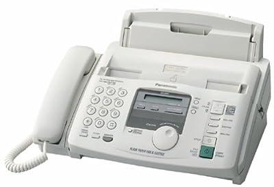 Panasonic KX-FP81 Plain Paper Fax with Enhanced Copier Functions
