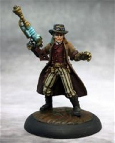 Dr. Charles Bennet, Steampunk Hero by Reaper Miniatures 3
