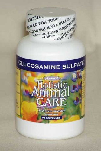 Glucosamine Sulfate for Pets – 90 Capsules