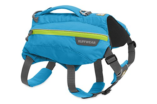 RUFFWEAR - Singletrak, Blue Dusk, Large/X-Large (Dog Backpack Ruffwear)