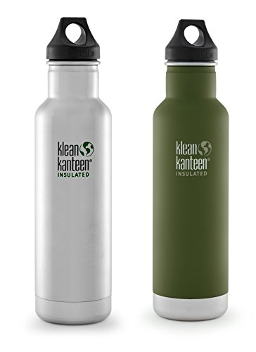 Klean Kanteen Classic Insulated Stainless
