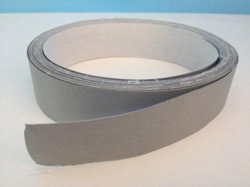 Reflective Sew on Trim 1 Inch 30 Foot Roll ()