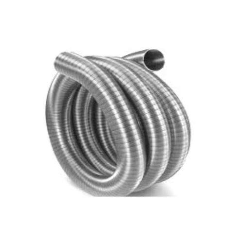 Flex-All Single Ply Stainless Steel Chimney Liner - 6
