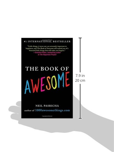 The book of awesome livros na amazon brasil 8601300265070 fandeluxe Choice Image