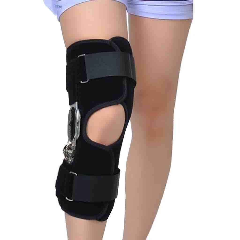膝ブレース膝サポート&圧縮膝安定 Roscloud@&救助膝蓋骨緊張サポート、靭帯サポート Left、過伸展、男性&女性 Roscloud@ B07KX3HBVT Medium Left leg Medium, セブンマルシェ:f5e2e00c --- kutter.pl