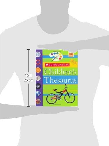 7bcf2acc4 Scholastic Children s Thesaurus  John Bollard