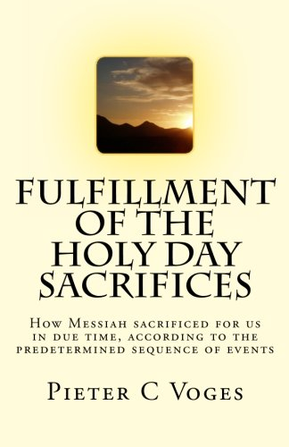 Fulfillment of the Holy Day Sacrifices ebook
