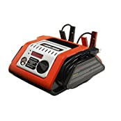 Black & Decker BCS25EB 25-Amp Simple Battery Charger with 75-Amp Engine Start