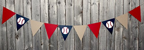 Baseball Flag Banner Decoration