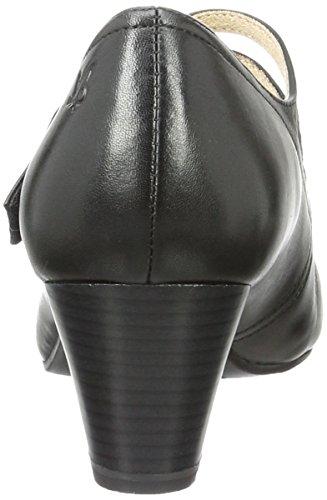 Caprice 24203, Zapatos de Tacón, Mujer Negro (Black Nappa)