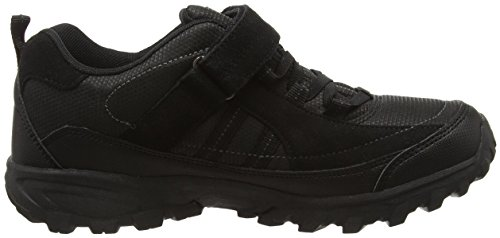 Regatta Trailspace 2, Zapatos de Low Rise Senderismo para Niños Negro (Black)