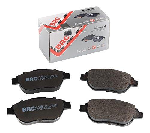 BRC CAR SERVICE brk1311 Kit Front Disc Brake Pads: