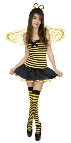 Honey Bee Teen/Junior Costume - Teen Small -