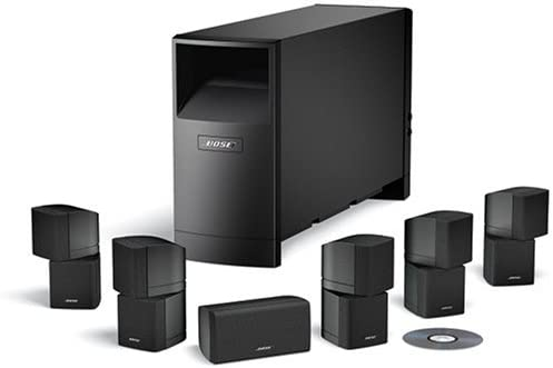 Amazon.com: Bose Acoustimass 16 Series II Home Entertainment Speaker System  (Black) (Discontinued by Manufacturer): Home Audio & TheaterAmazon.com