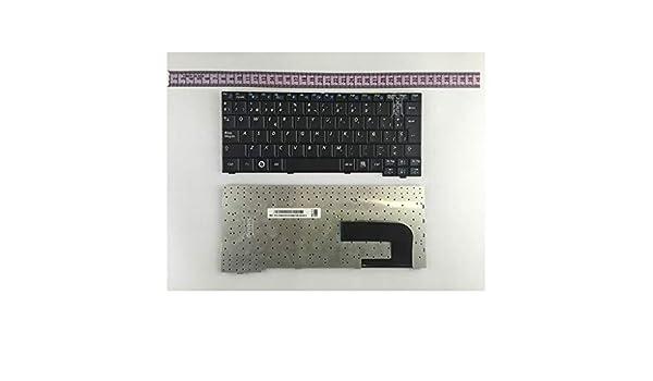 IFINGER Teclado espa/ñol para Samsung NP-N130-JA01US Negro MNP-EAN