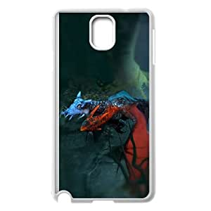 Samsung Galaxy Note 3 Cell Phone Case White Defense Of The Ancients Dota 2 JAKIRO 003 LWY3566720KSL
